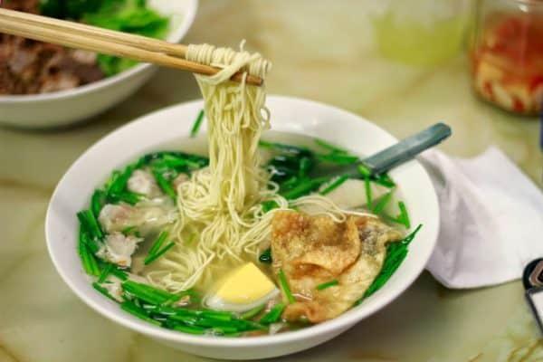 địa điểm ăn uống giải ngấy Tết ở Hà Nội