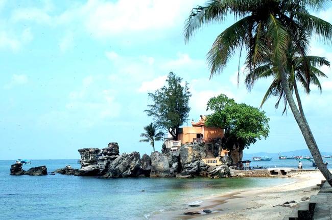 Địa điểm du lịch Mũi Dinh Cậu Phú Quốc(Ảnh: ST)