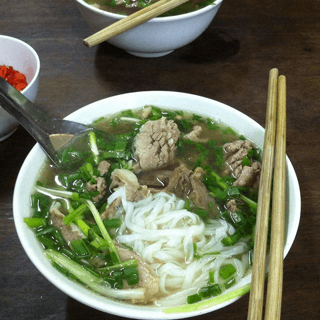 Phở Bát Đàn – 49 Bát Đàn - Hà Nội.
