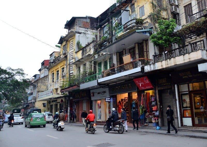 phố Hà Nội