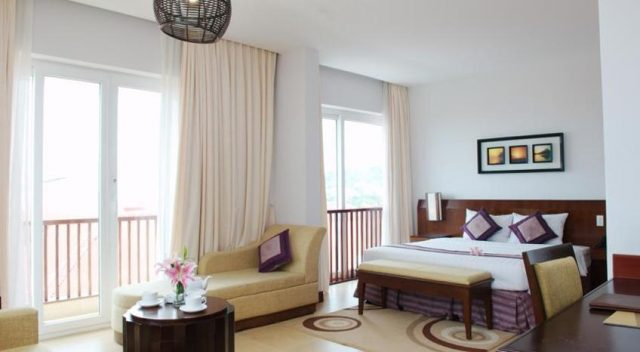 Valley Mountain Hotel - khách sạn ở bãi Dâu Vũng Tàu
