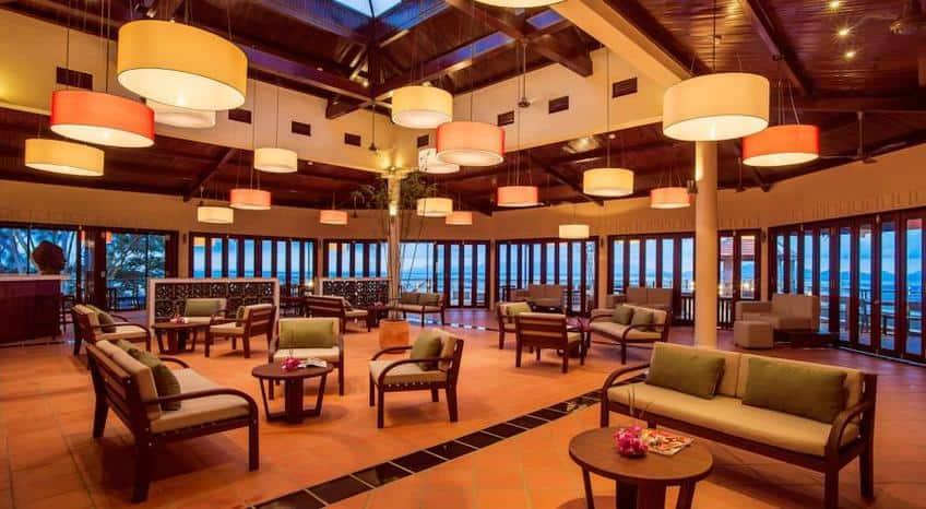 Không gian ấm cúng bên trong khách sạn (Ảnh: Vntrip.vn)