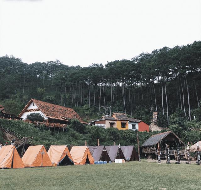 Làng Cù Lần - địa điểm du lịch Đà Lạt 02
