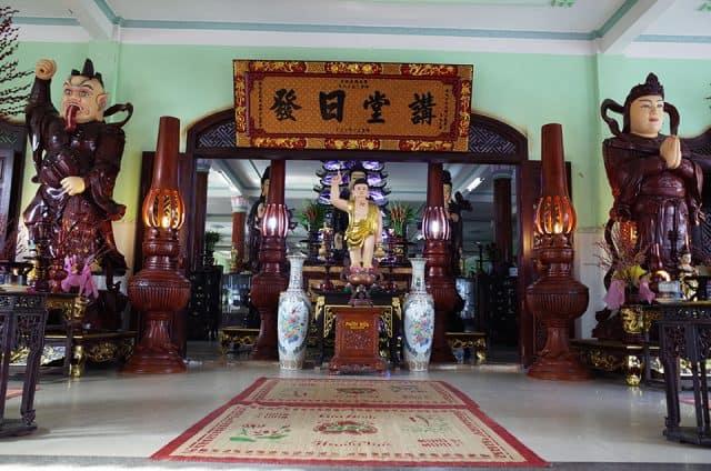 Chùa Châu Đốc 3 linh thiêng và mang đậm nét giá trị văn hóa truyền thống của dân tộc Việt Nam