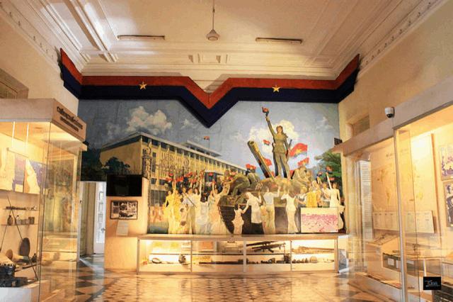 Bảo tàng lịch sử thành phố hồ chí minh