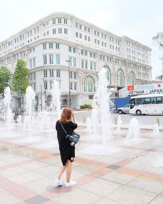 Check-in thật nhiều tại phố đi bộ đẹp nhất Sài Gòn