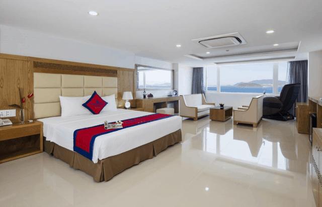 Sun City Hotel Nha Trang khi du lịch nha trang tự túc