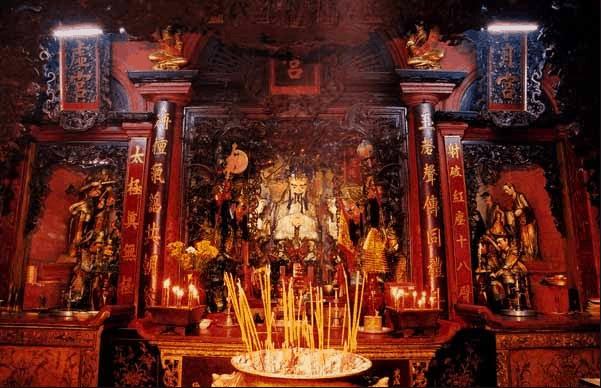 chùa Ngọc Hoàng