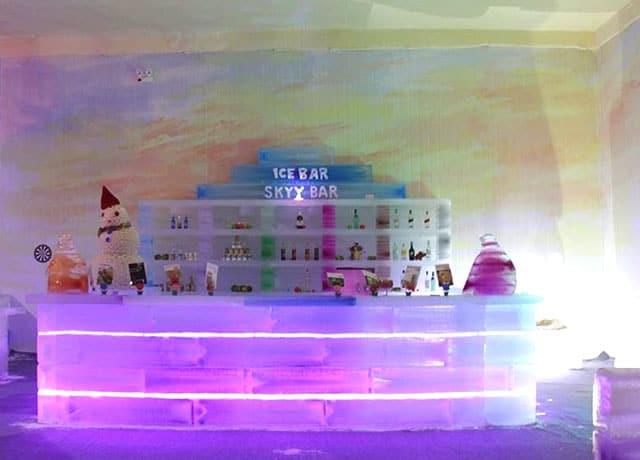 Bar xinh xắn trong Polar Expo