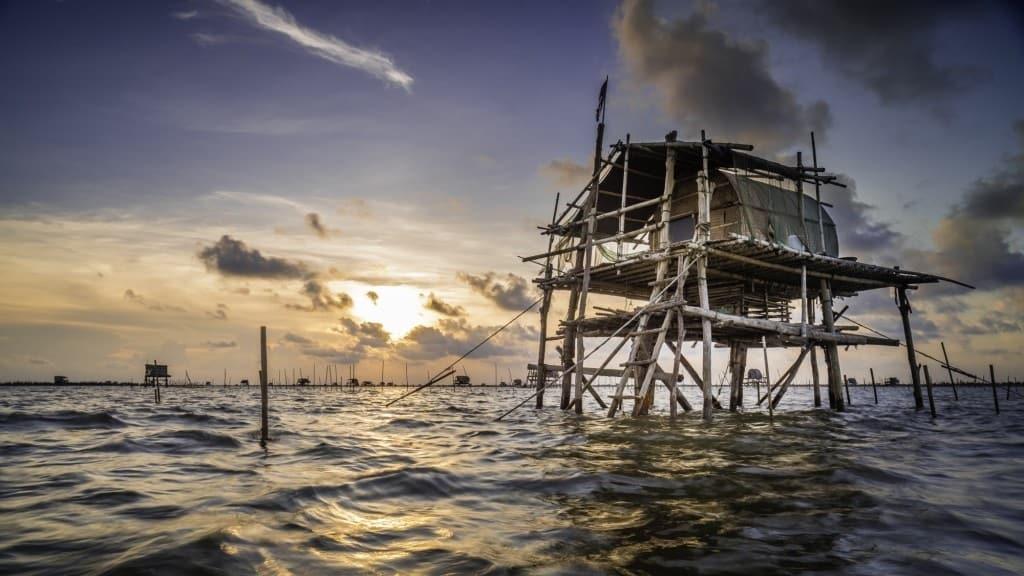 Cần Giờ là bãi biển cũng là địa điểm du lịch gần Sài Gòn đẹp