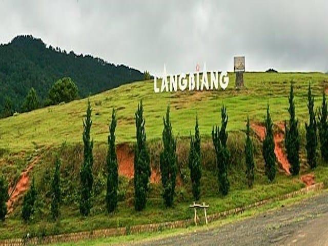 Langbiang - địa điểm du lịch Đà Lạt