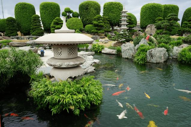 Công viên đá Nhật - Rin Rin Park (Ảnh ST)
