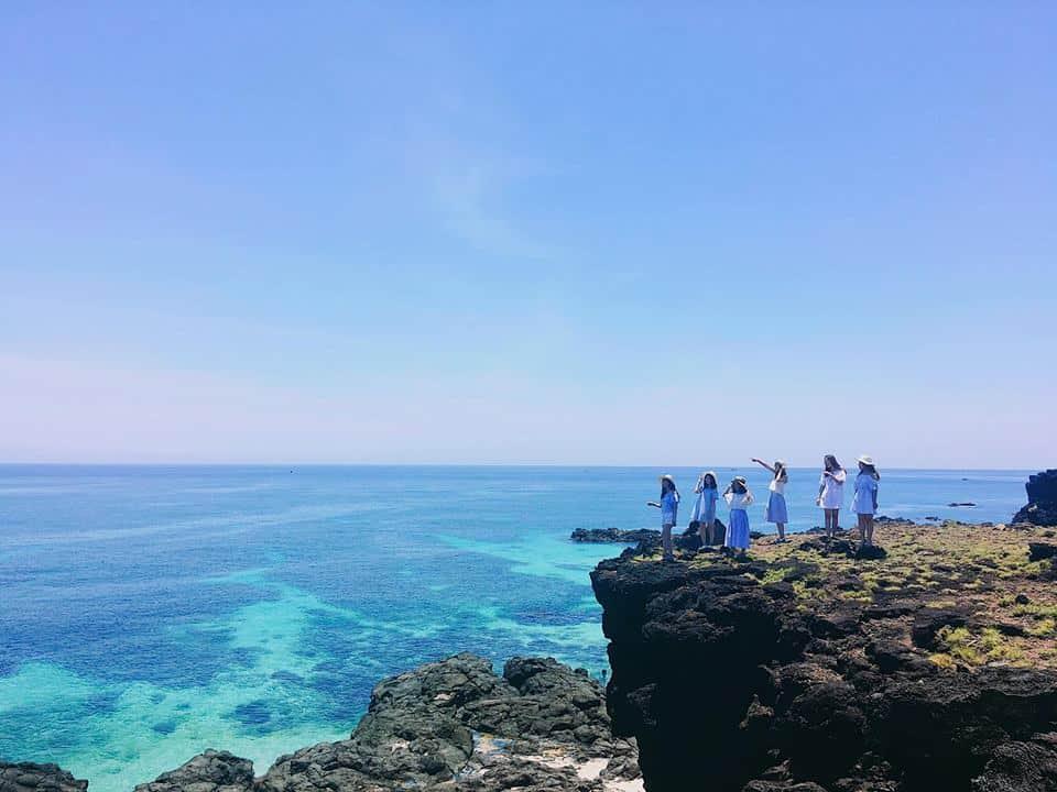 Thiên đường trong xanh đốn tim giới trẻ (Ảnh: ST)