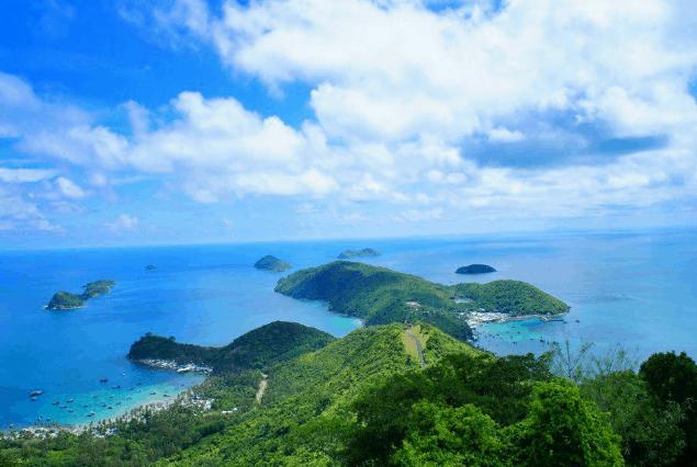 Đảo Nam Du (Ảnh ST)