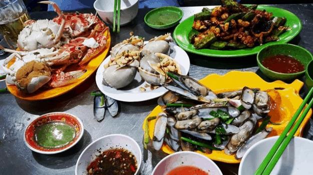Chợ đêm Vũng Tàu