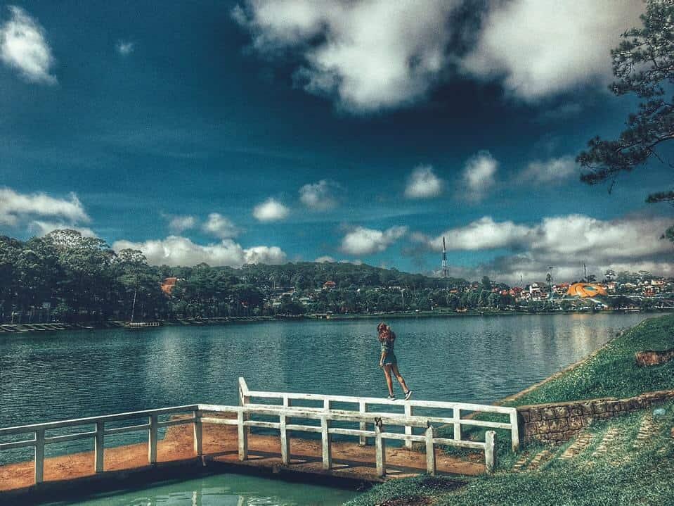Hồ Hồ Xuân Hương Đà Lạt