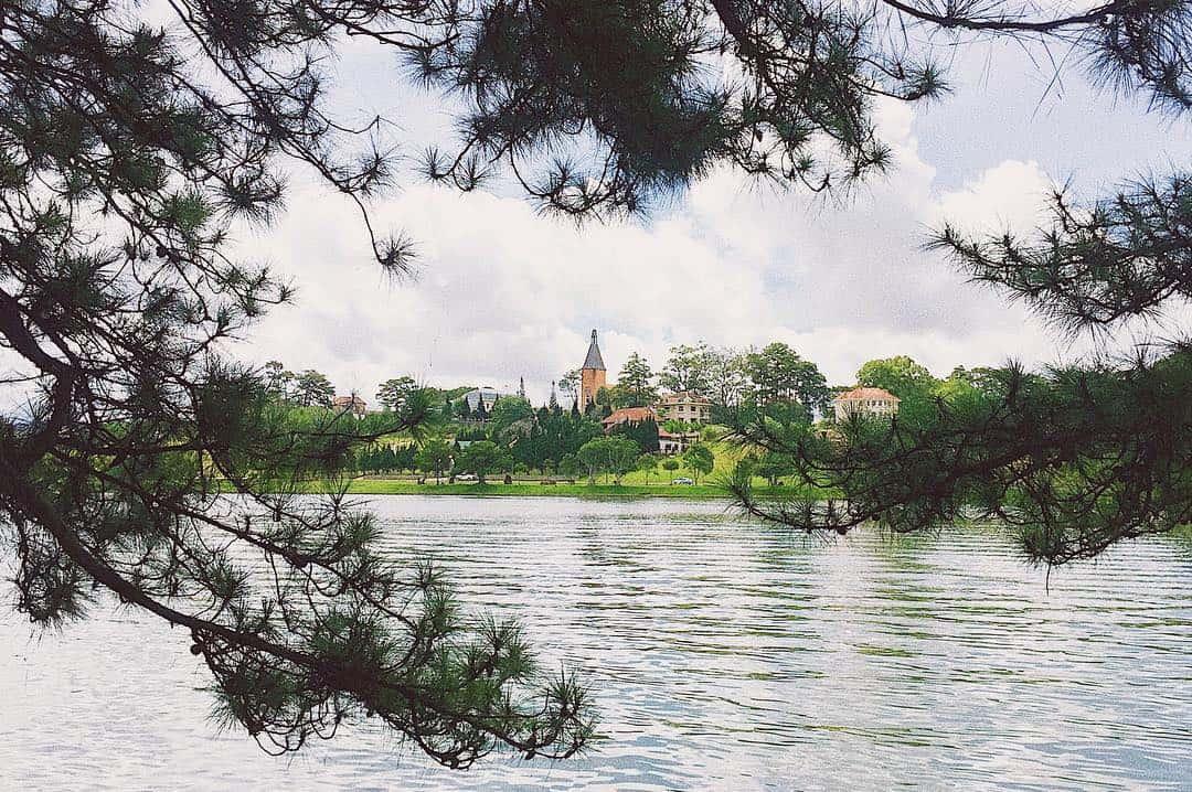 Hồ Hồ Xuân Hương Đà Lạt 03