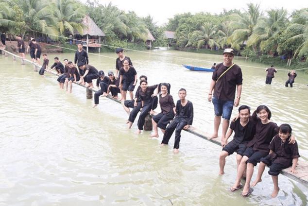 Khu du lịch Phú Lan Vương (Ảnh ST)
