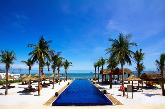 Resort hướng ra biển (Ảnh: ST)