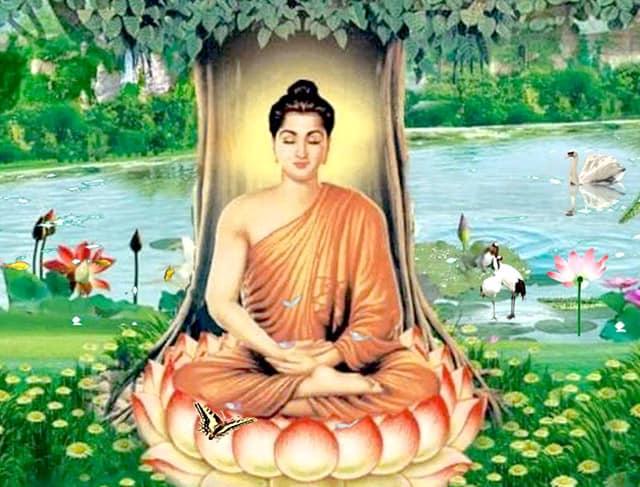Phật Thích Ca Mâu Ni được thờ ở cả hai phái Bắc tông và Nam tông