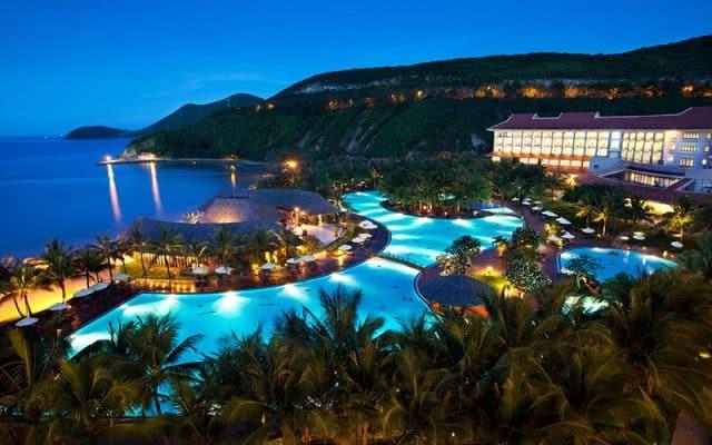 Khu nghỉ dưỡng Vinpearl Nha Trang Resort (Ảnh ST)