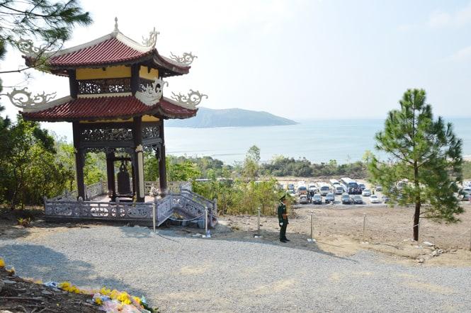 Vũng Chùa - Đảo yến nơi yên nghỉ của Đại tướng
