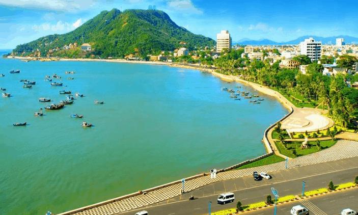Núi Nhỏ ở thành phố Vũng Tàu (ảnh ST)