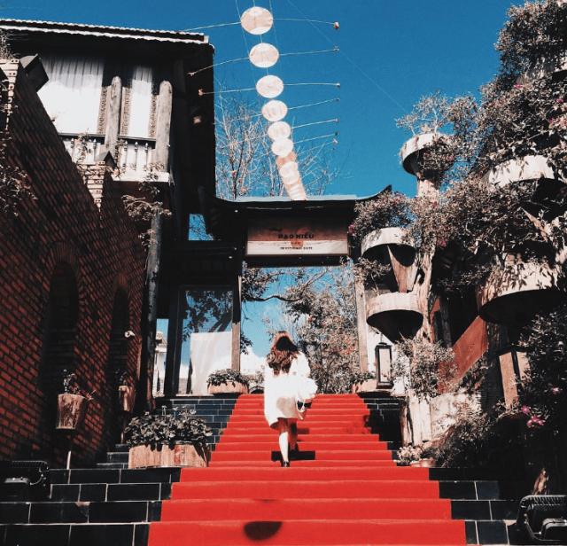 XQ Sử Quán - địa điểm du lịch Đà Lạt