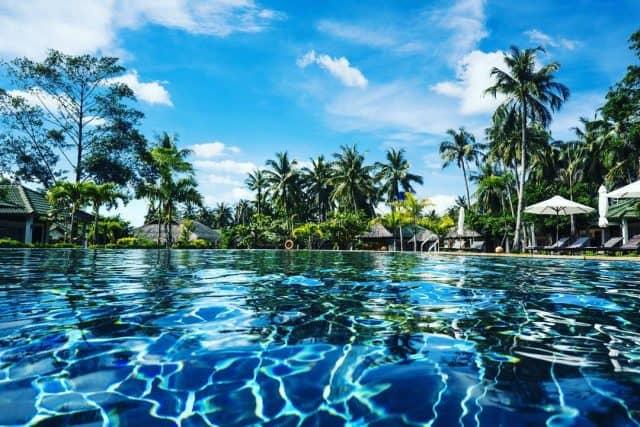 Bể bơi Resort tại Phú Quốc đẹp
