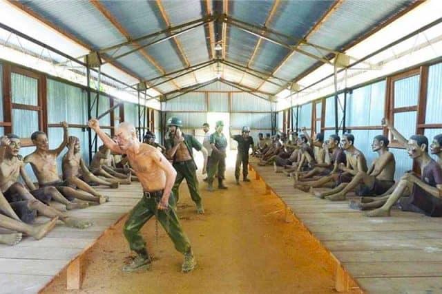 Kết quả hình ảnh cho nhà tù phú quốc