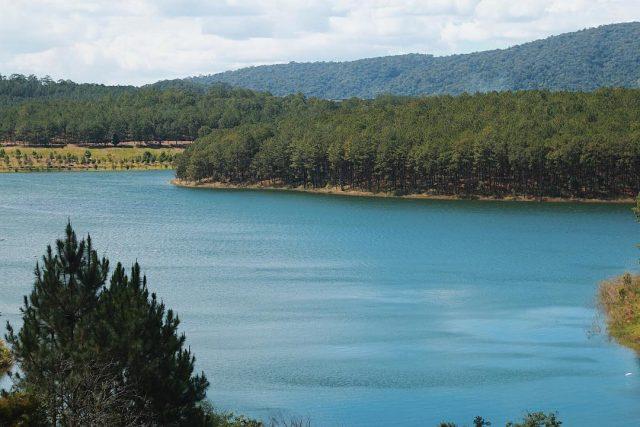 Hồ Tuyền Lâm - địa điểm du lịch Đà Lạt