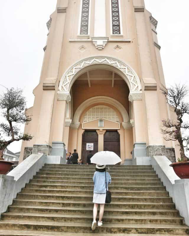 Nhà thờ Con Gà - địa điểm du lịch Đà Lạt 02
