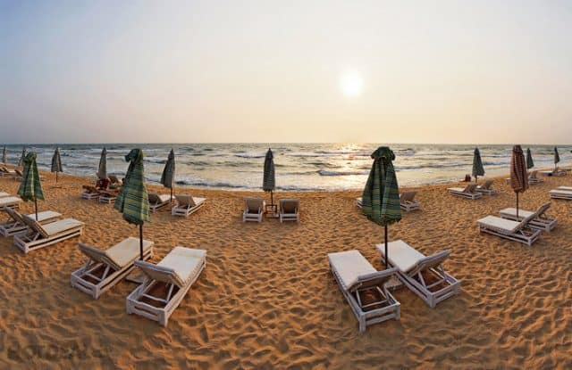 bãi biển Eden Resort Phu Quoc
