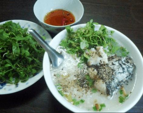 Cháo cá lóc (Ảnh ST)