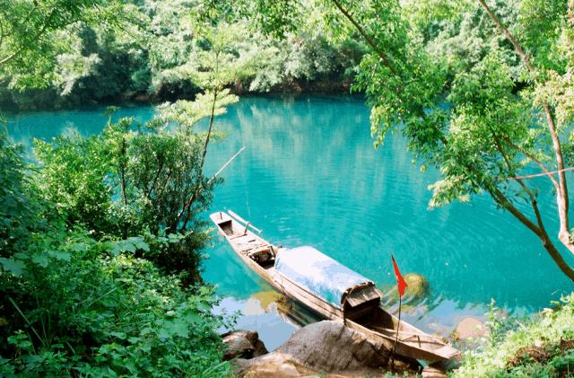 Suối Nước Moọc Quảng Bình