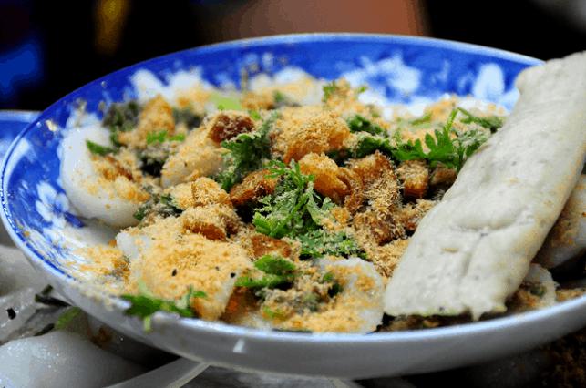 Món ăn ngon trong chợ Bến Thành (Ảnh ST)