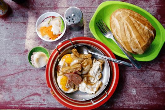Bánh mỳ Hòa Mã (Ảnh ST)