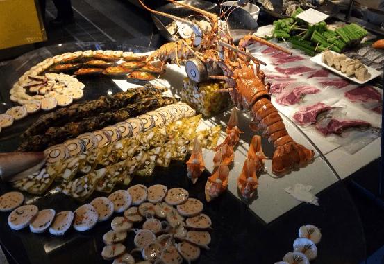 Hải sản ngon ở nhà hàng (Ảnh ST)