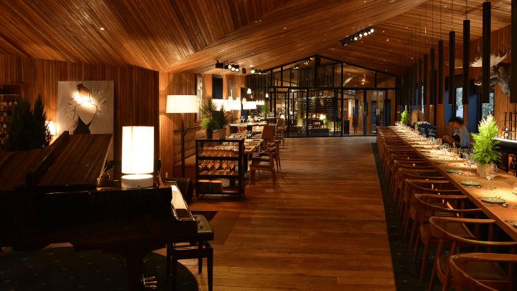 Khung cảnh của nhà hàng (Ảnh ST)