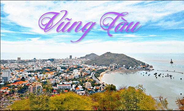 Thành phố du lịch biển Vũng Tàu