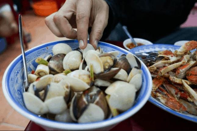 Chợ Gò Vấp có nhiều món ăn ngon, bổ rẻ (Ảnh ST)