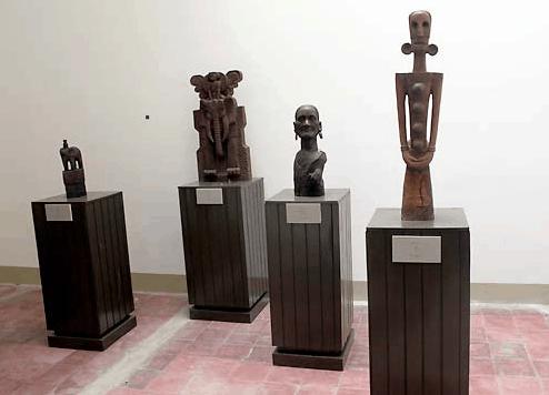 Bảo tàng mỹ thuật TP.HCM là nơi lưu giữ nhiều kỉ vật lịch sử