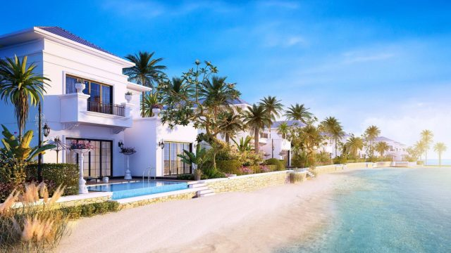 Bãi biển Vinpearl Phu Quoc Ocean Resort & Villas