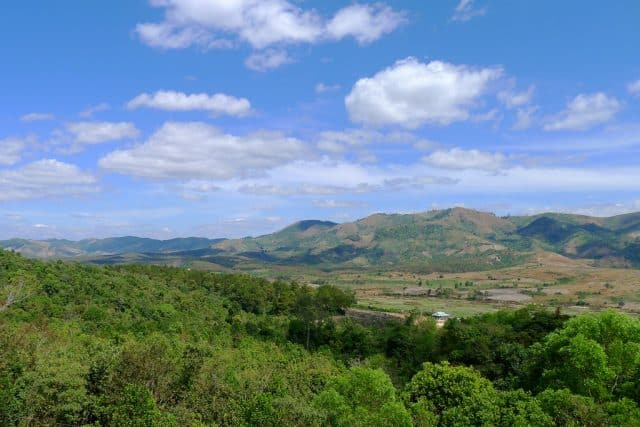 Vườn quốc gia Chư Mom Ray của Kon Tum (Ảnh sưu tầm)