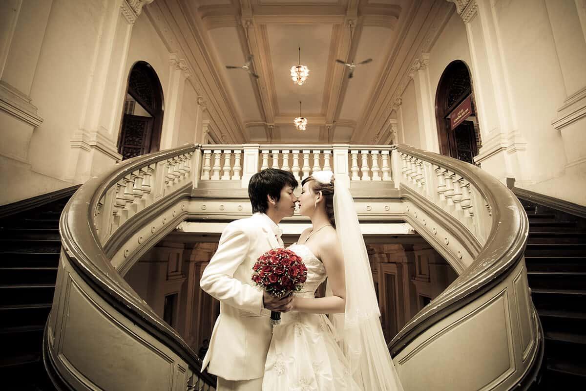 ảnh cưới đẹp hải phòng