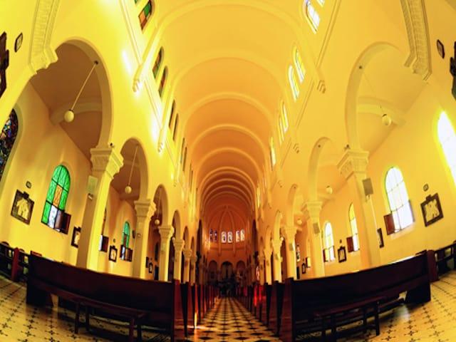 Nhà thờ Con Gà - địa điểm du lịch Đà Lạt 01