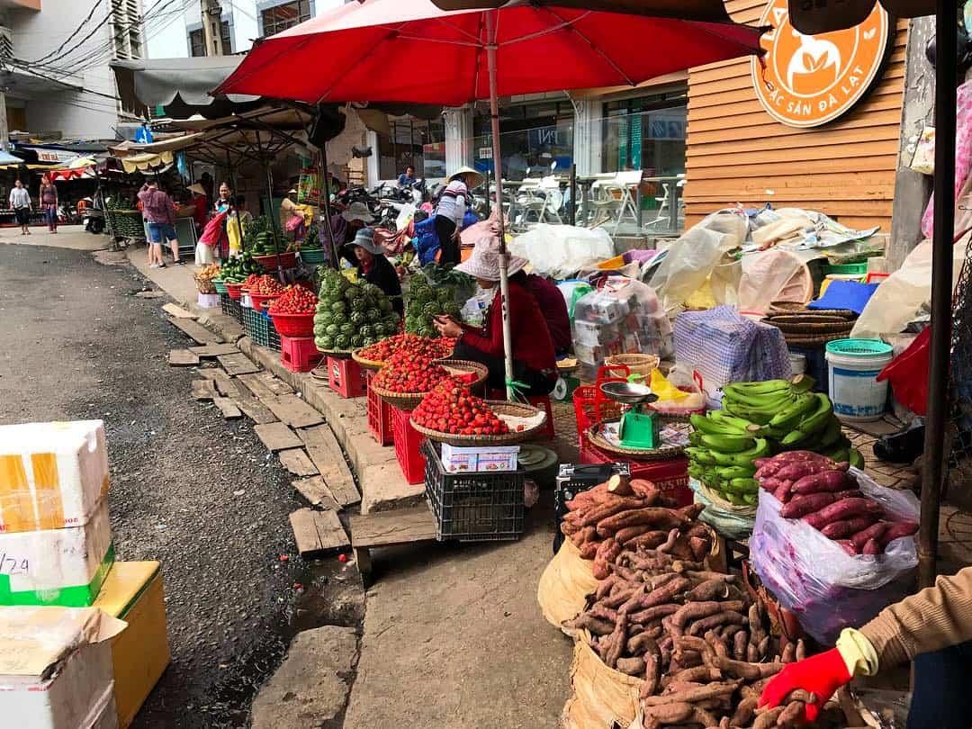 Chợ Đà Lạt 01