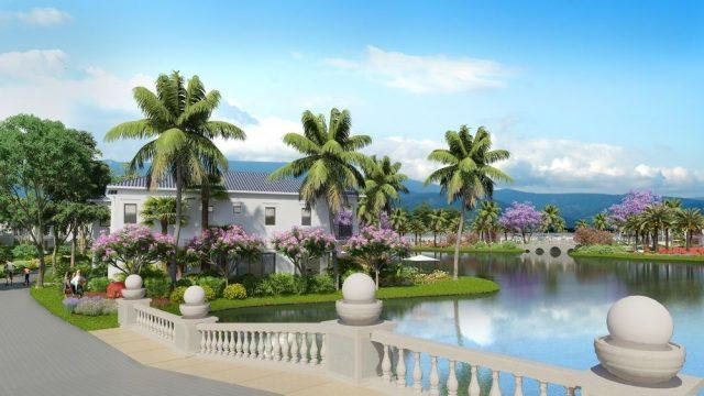 View biển Vinpearl Phu Quoc Ocean Resort & Villas