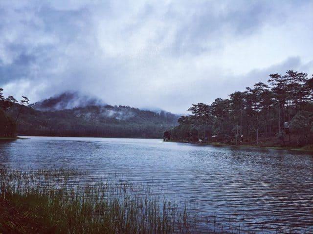 Thiên nhiên hồ Tuyền Lâm