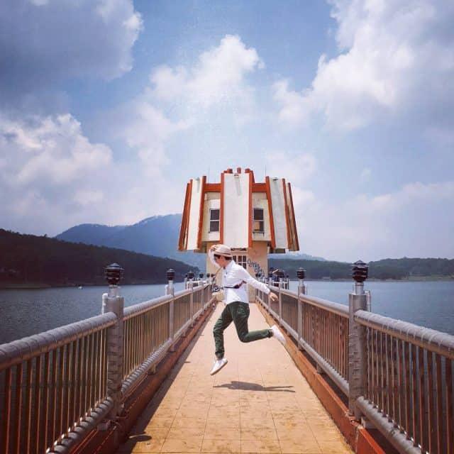 Thiên đường sống ảo tại hồ Tuyền Lâm Đà Lạt 02